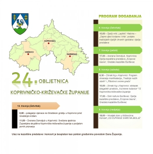 Program Dana Zupanije 2017